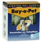 Bay-o-Pet Zahnpflege Kaustreifen 140 g (kl. Hd.)