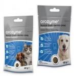 Orozyme Bucco-Fresh Dental Croq 60 g Packung (Für Hunde & Katzen)