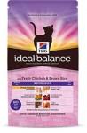 Hills Ideal Balance Feline Mature Adult mit frischem Huhn & braunem Reis 2kg (Katze)