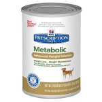 Hills Canine Metabolic Dosenfutter 12 x 370 g