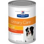 Hills Canine c/d Dosenfutter 12 x 370 g (Hund)