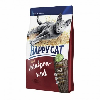 Happy Cat Supreme Fit&Well Adult Voralpen-Rind