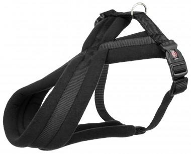 Touren-Geschirr schwarz S-M 40-60cm/20mm