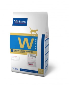Virbac Veterinary HPM Cat Weight 1 7 kg