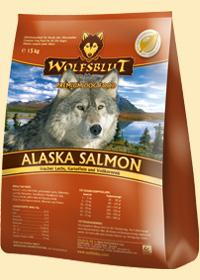 Wolfsblut Alaska Salmon 15 kg
