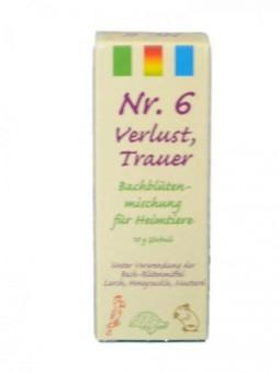 Albrecht Bachblüten Nr. 6 Verlust und Trauer