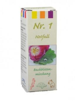 Bachblütenmischung Nr. 1 Notfall - 10 g Globuli