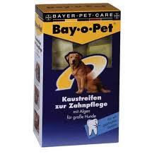 Bay·o·Pet Zahnpflege Kaustreifen