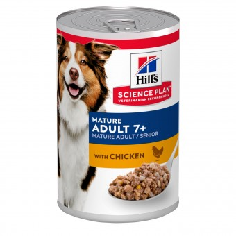Hills Science Plan Canine Mature Adult Dosenfutter