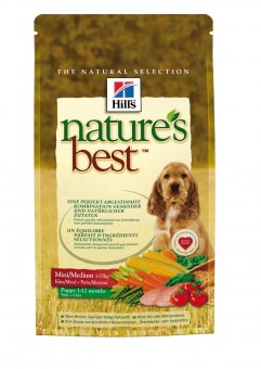 Hills Natures Best Canine Puppy Mini / Medium