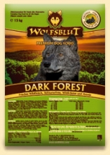 Wolfsblut Dark Forest 500 g