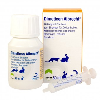 Dimeticon Albrecht