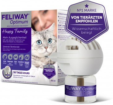 Feliway Optimum Start-Set Start-Set (Stecker & 48ml Flakon)