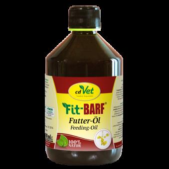 cdVet Fit BARF Futter-Öl