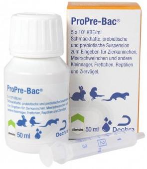 ProPre-Bac Albrecht