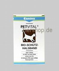 Canina Petvital Bio Schutz Halsband