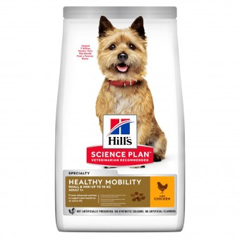Hills Science Plan Healthy Mobility Small & Mini Adult Hundefutter