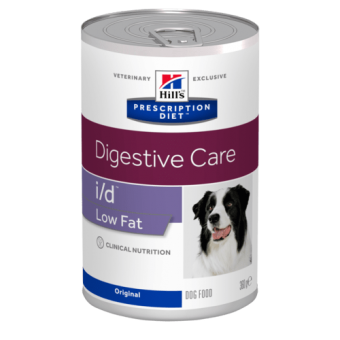 Hills Canine i/d Low Fat Dosenfutter 12 x 360 g (Hund)