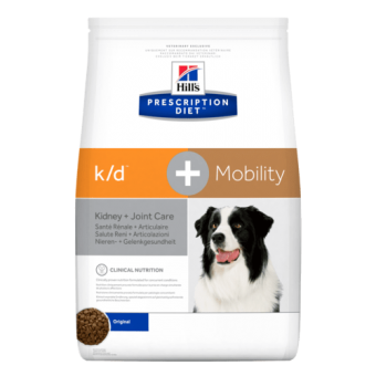 Hills Canine k/d + Mobility Trockenfutter
