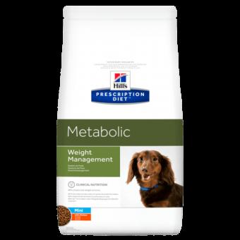 Hills Canine Metabolic Mini Trockenfutter