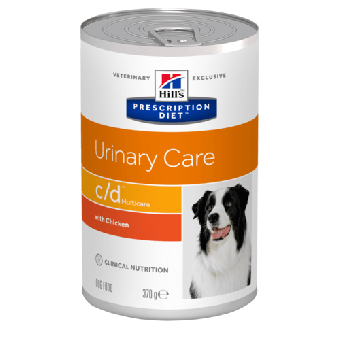 Hills Canine c/d Dosenfutter mit Huhn