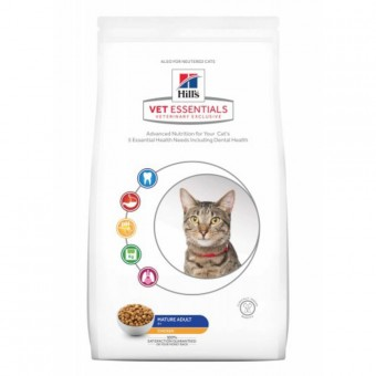 Hills VetEssentials Feline Mature Adult 7+