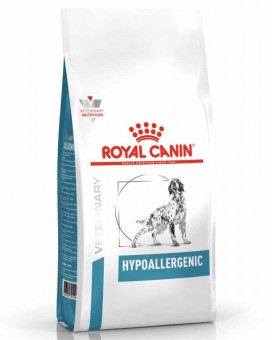 Royal Canin Hypoallergenic Hund