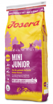 Josera MiniJunior (vorher MinisBest)