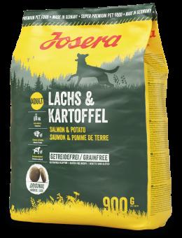 Josera Lachs und Kartoffel 900g