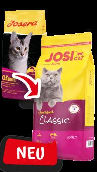 JosiCat Sterilised Classic (vorher Josera Classic)