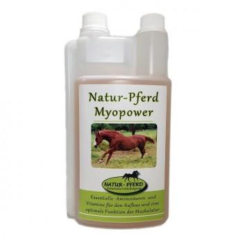NaturPferde Myopower - MHD 9/2020