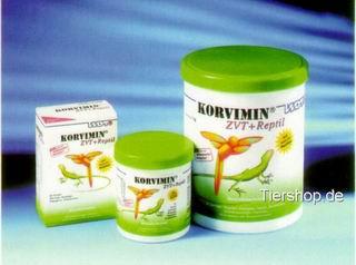 Korvimin ZVT + Reptil 10 x 5 g