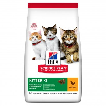Hills Science Plan Kitten
