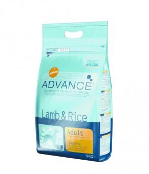 Advance All Breeds Adult Lamm und Reis