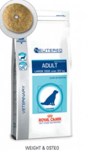Royal Canin Vet Care Nutrition Neutered Adult large Dog B - Ware
