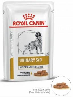 Royal Canin Urinary Moderate Calorie Frischebeutel für Hunde