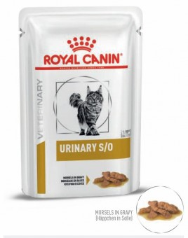 Royal Canin Urinary S/O Häppchen in Soße