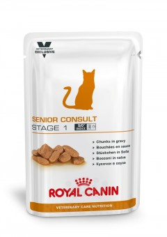 Royal Canin Senior Consult Stage 1 12x100g