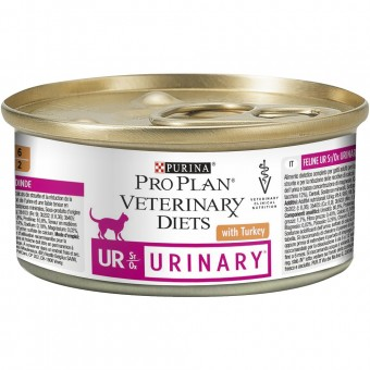Purina PRO PLAN Veterinary Diets UR St/Ox Urinary Katze Mousse 24x195g