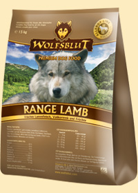 Wolfsblut Range Lamb