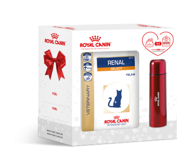 Royal Canin Renal Select 2kg - Geschenkebox