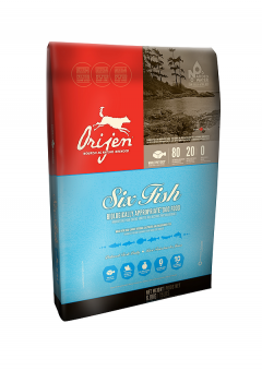 Orijen Dog All Breeds 6-fish