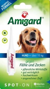 Amigard Spot-on Hunde über 15 kg -  1 x 4ml