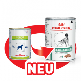 Royal Canin Diabetic Special Low Carb.