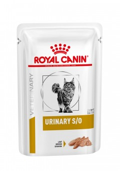 Royal Canin Urinary S/O Mousse Katze
