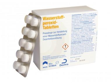 Wasserstoffperoxid-Tabletten