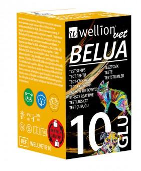 WellionVet Belua Blutzucker-Teststreifen