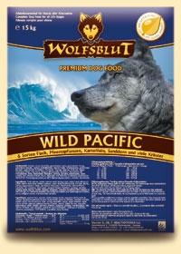 Wolfsblut Wild Pacific 15 kg