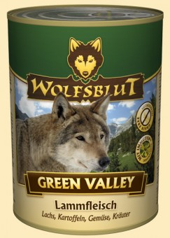 Wolfsblut Green Valley Nassfutter