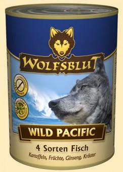 Wolfsblut Wild Pacific Nassfutter